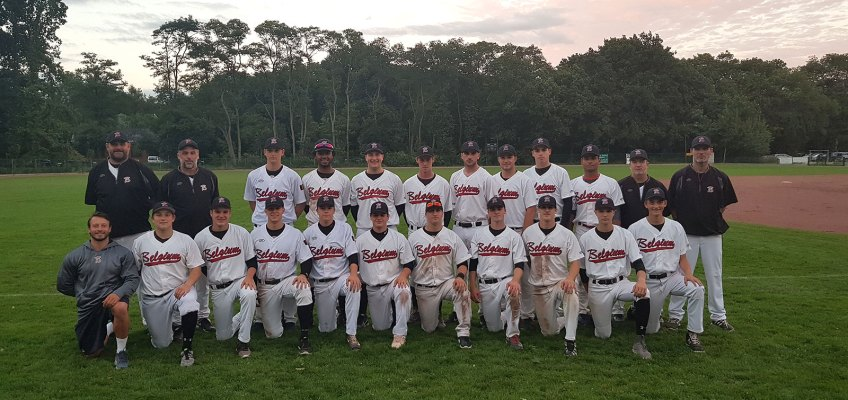 Belgian U23 Baseball Team competes this week at European Championship in Brno.