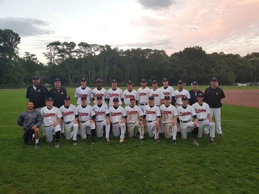 Belgian U23 Baseball Team competes this week at European Championship in Brno.