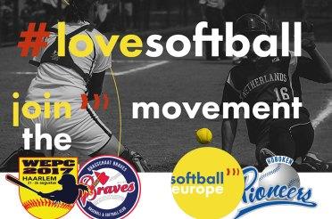 Two Belgian Women's Softball Teams in International ESF Tournaments