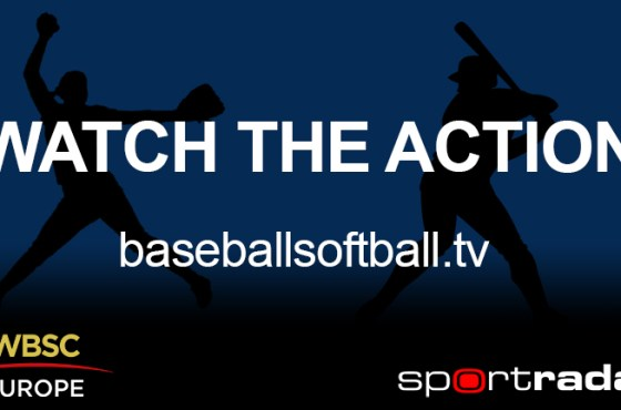 WBSC Europe introduces BASEBALL SOFTBALL TV