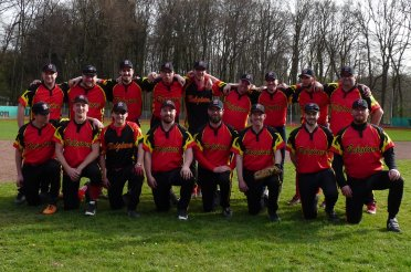 Belgium Brewers are going to the Czech Republic for E.C. Slowpitch 2018