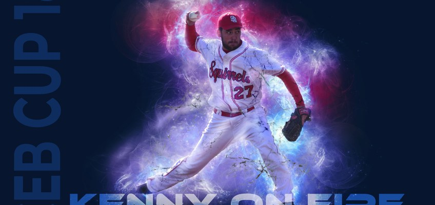 Kenny – Best Pitcher of CEB CUP 2018