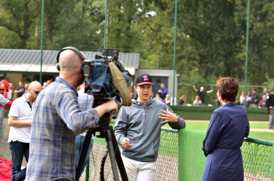 Tonight Red Hawks on National Television around 19:20 on EEN in Sportweekend