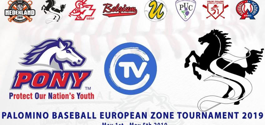 U18 National Baseball Team takes part in Palomino 18U European Tournament