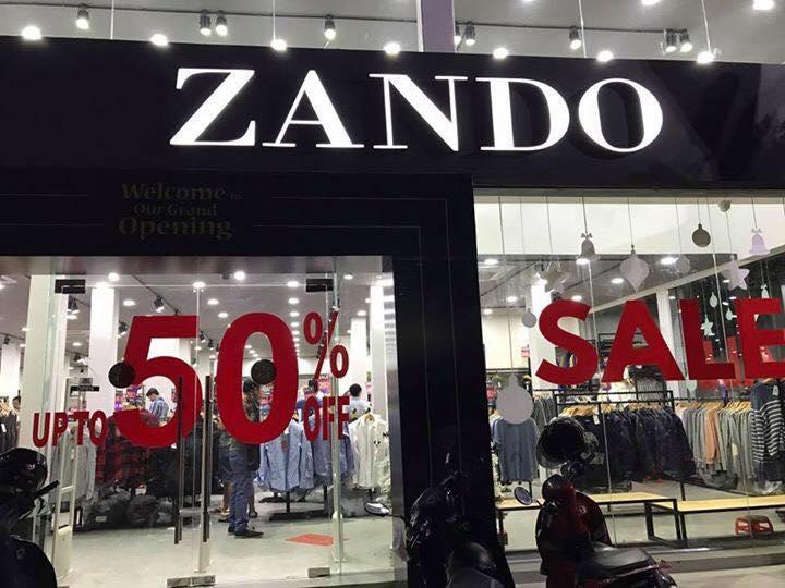Zando Cambodia
