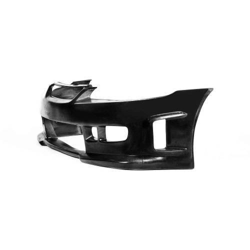 small resolution of honda accord all 1998 2002 bw spec style 1 piece polyurethane front bumper