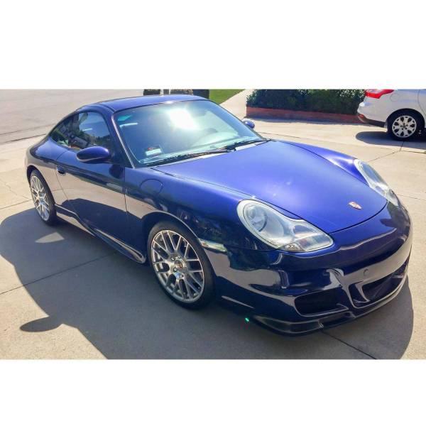 2001 Porsche Boxster Front Bumper