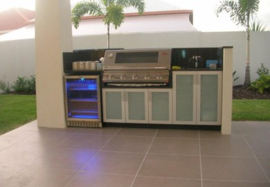 Outdoor Kitchens Pictures Designs