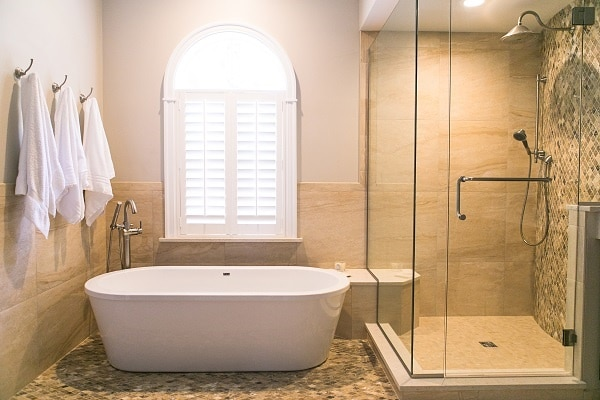 Custom Bathroom Design and Remodeling Company  KBF Design