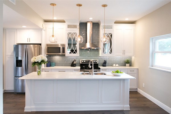 kitchen remodle pre-rinse faucet custom orlando remodeling company kbf design gallery remodel in oviedo