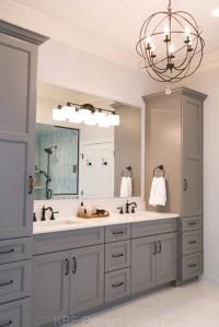 Master Bathroom with Steam Shower - KBF Design Gallery