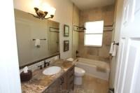 Guest Bathroom Remodel - KBF Design Gallery