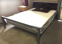 UNIQUE INDUSTRIAL STEEL BED - MODERN AND INDUSTRIAL ...