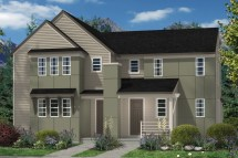 Cedar Modeled - Stapleton Paired Homes Villa Collection