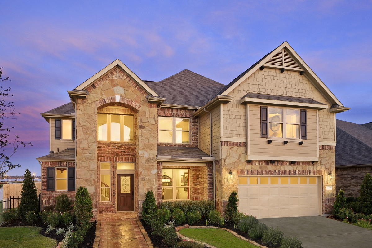 New Homes for Sale in Houston Texas