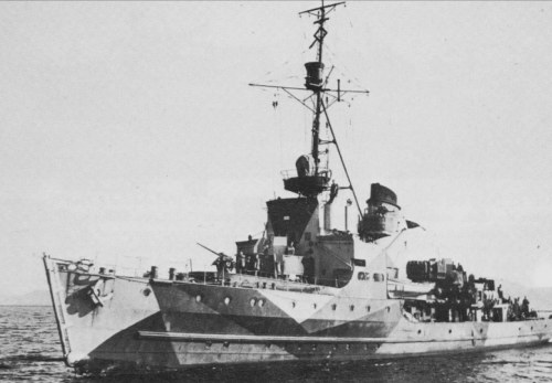 Billedresultat for Type 1940 minesweeper
