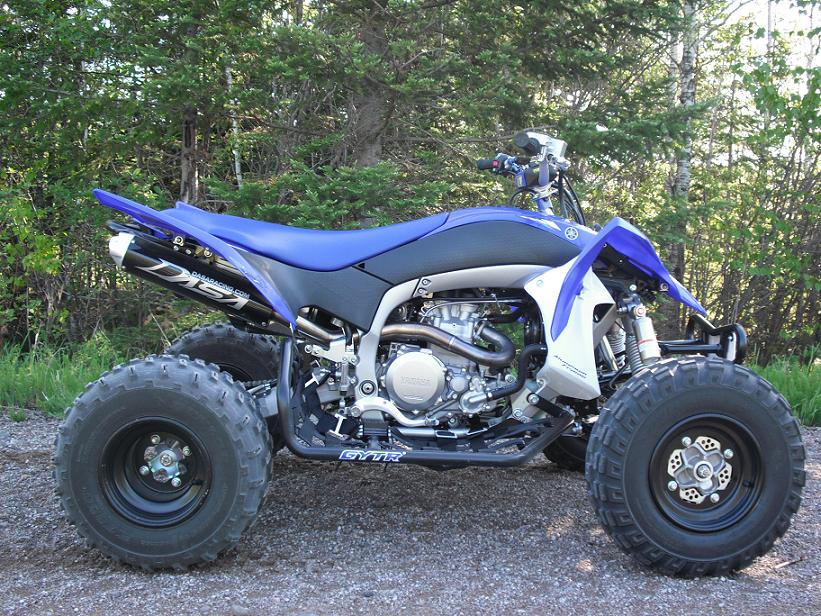 Yfz450r Dasa Racing Full Exhaust Package