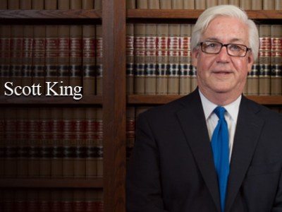 Scott King Trial Attorney Northwest Indiana