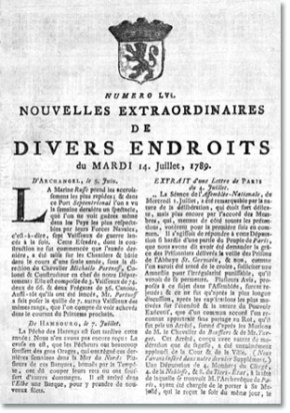 gazette de leyde