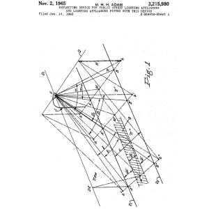 Street Light Patents: 1963