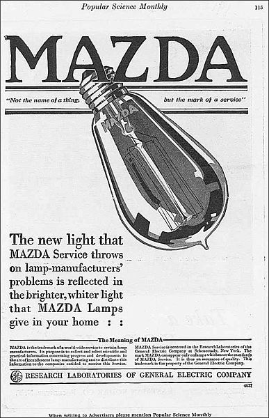 Early Street Light Systems