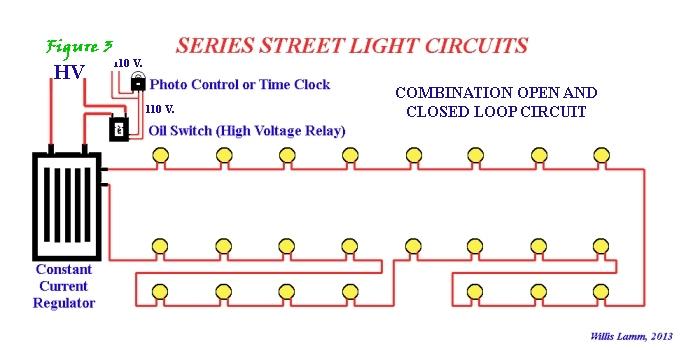 light wiring diagram loop cat6 rj45 understanding series street systems