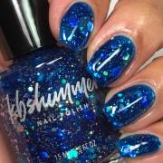 kbshimmer crush blue