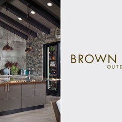 Brown Jordan Outdoor Kitchens Window Treatments For Kitchen Cabinets Westchester | Kbs ...