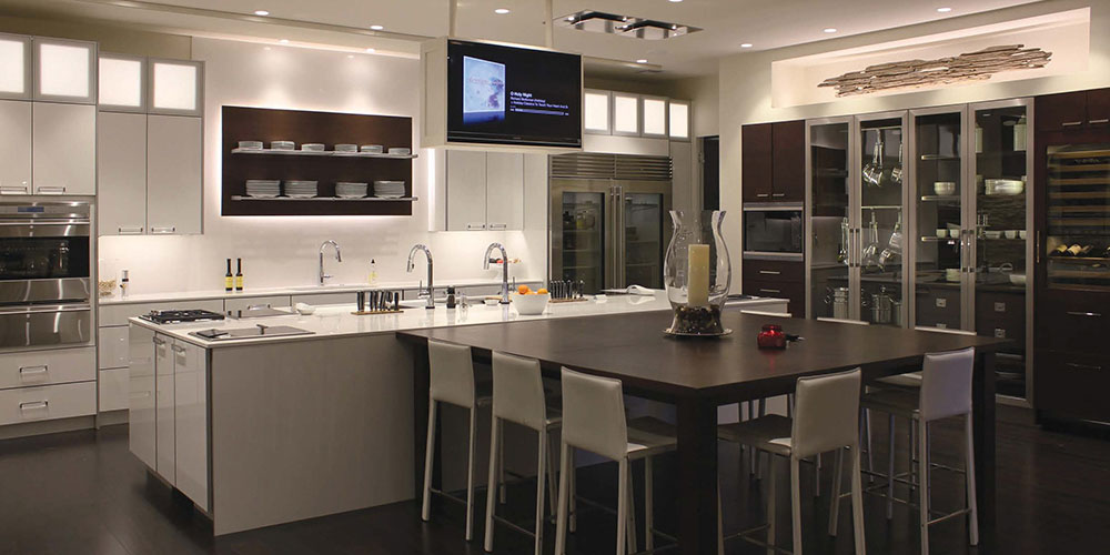 Modern Kitchen Design  Cabinetry Westchester  KBS Kitchen and Bath Source White Plains NY