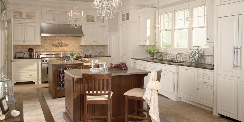 White Floor Cabinet