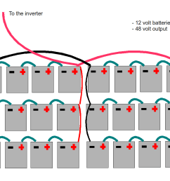 24 volt solar power wiring diagram [ 1056 x 816 Pixel ]