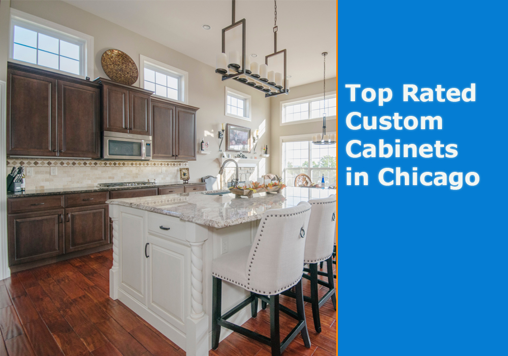 Custom Cabinets Chicago  KCabinet