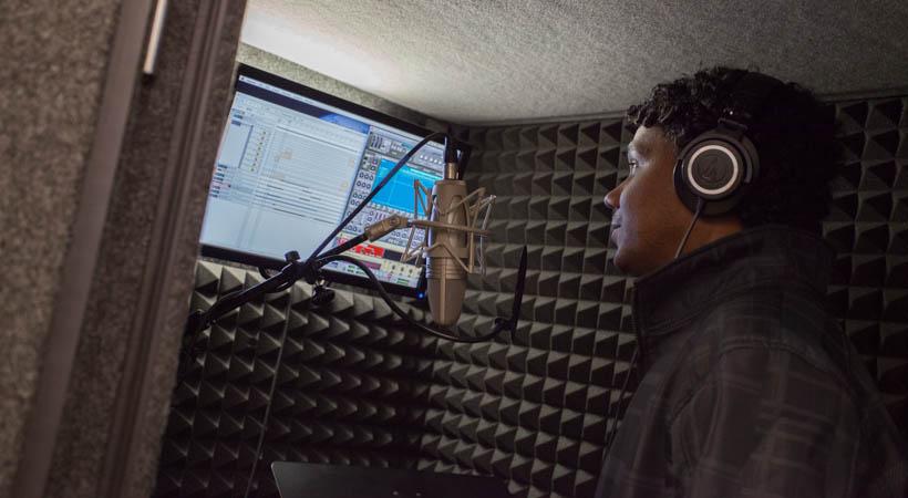 Audio Recording Studio Kendall College Of Art And Design