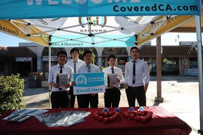 Covered CA Makes a Stop at KCAL for 2017 Enrollment
