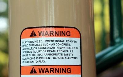 产品警示标签法规有变,加州企业小心罚款!