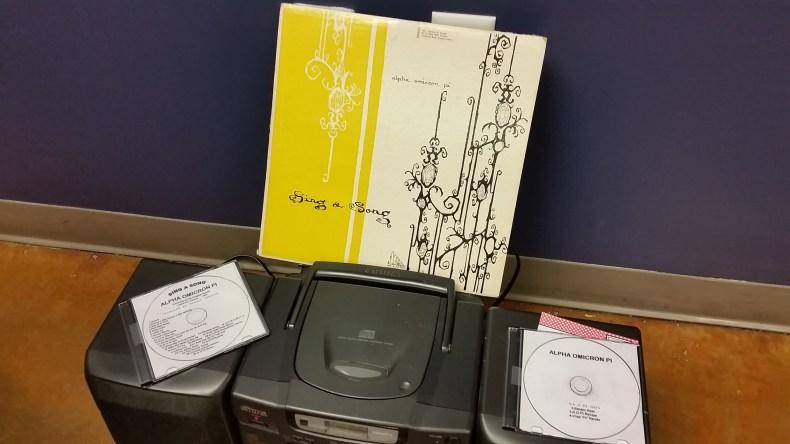 AOII Record & CD
