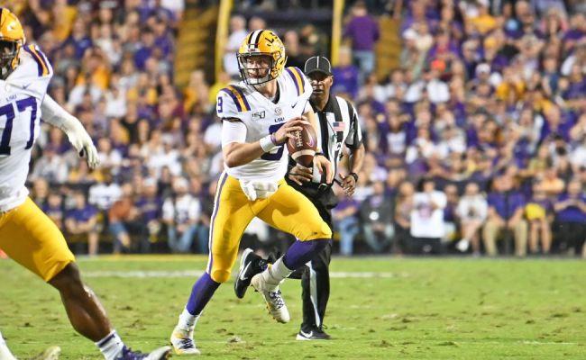 College Football Playoff Showdowns Lsu Vs Oklahoma Ohio