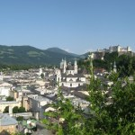 Salzburg - Mozart's Birthplace