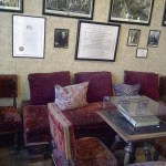 Freud Waiting Room