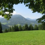 Countryside around Weyer, Upper Austria