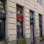 Graffiti Artist Studio, 2nd District, Vienna