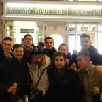 Graben New Year's Eve with some happy random folk