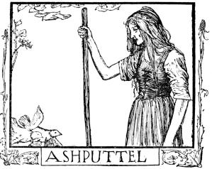 Cinderella was a Putzgretl