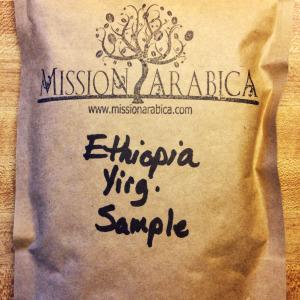 Mission Arabica Ethiopia Yirgacheffe
