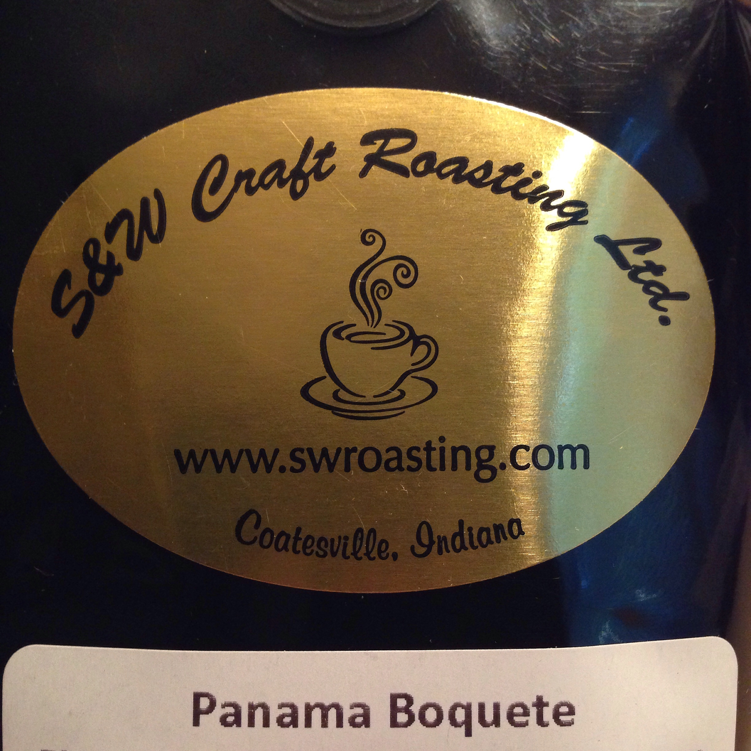 S&W Craft Roasting Panama Boquete Finca Lerida