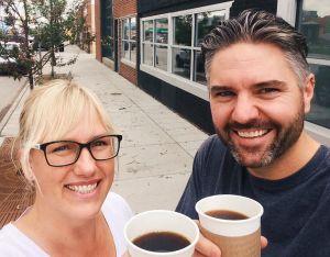 Kelly and Jason Ogle