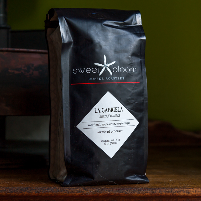 Sweet Bloom Coffee Roasters La Gabriela (Tarrazu, Costa Rica)