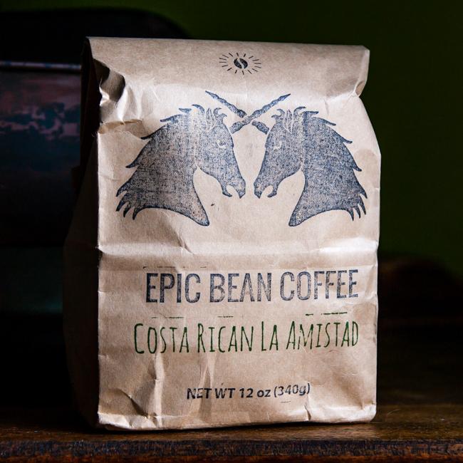 Epic Bean Costa Rica La Amistad