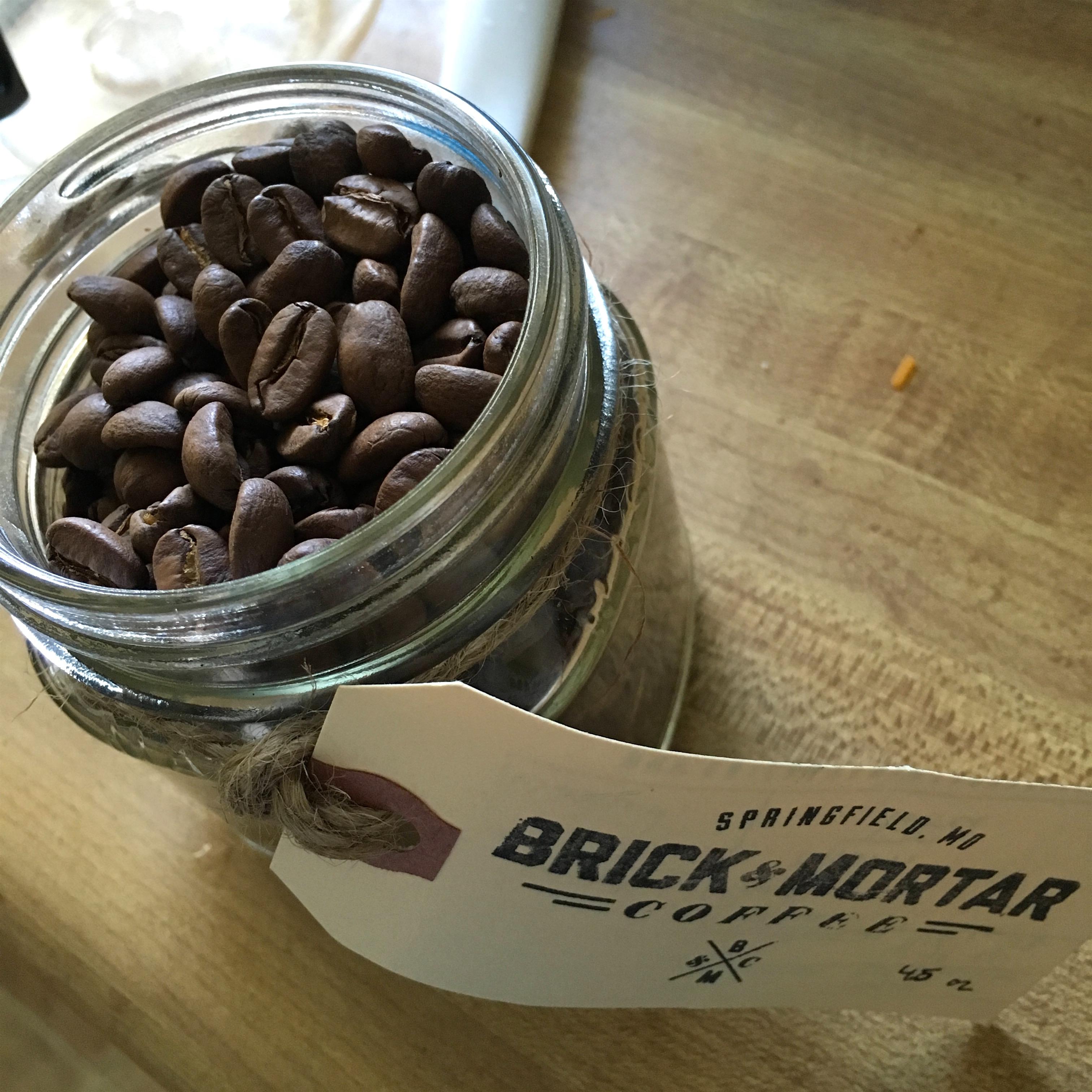 Brick & Mortar Coffee La Candelilla Gesha