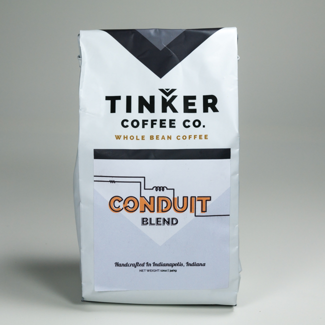 Tinker Coffee Co. Conduit Espresso Blend
